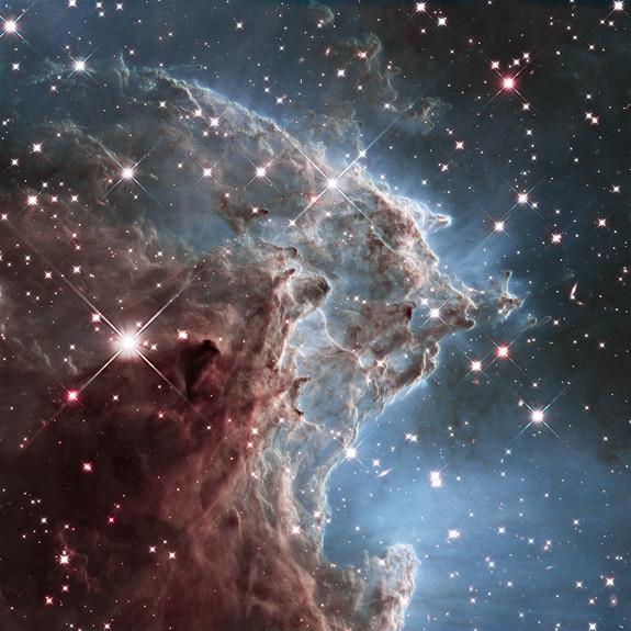 Image via NASA, ESA, and the Hubble Heritage Team