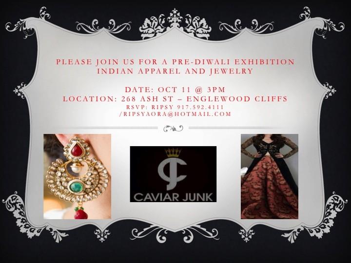 A Pre-Diwali Exhibition