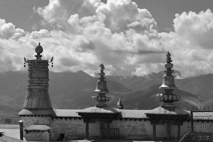 Mike Borovsky. Tibet