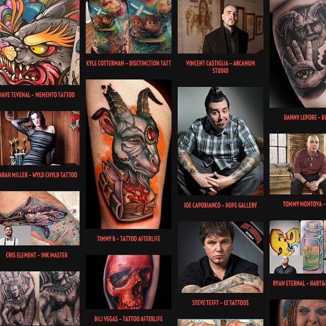 Westchester Tattoo Con
