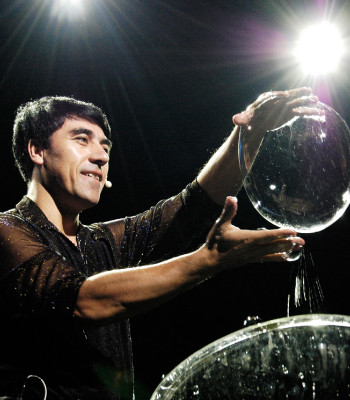 Gazilion Bubble Show