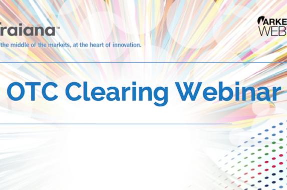 OTC Equity Clearing Webinar