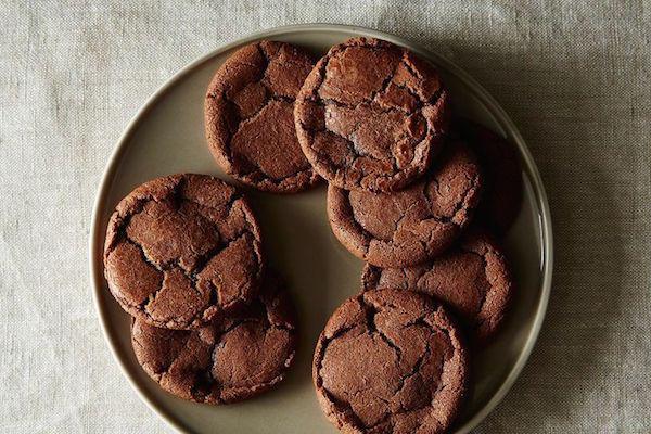 Chocolate Hazelnut Crack-ups