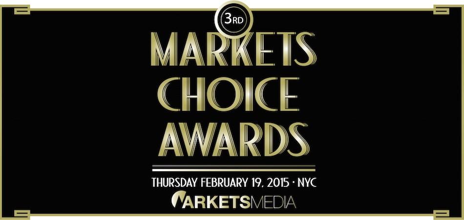 Markets Choice Awards 2014