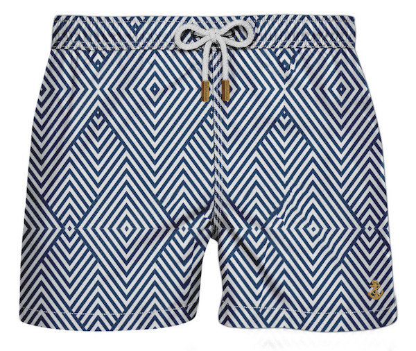 Navy Blue Arrows $135