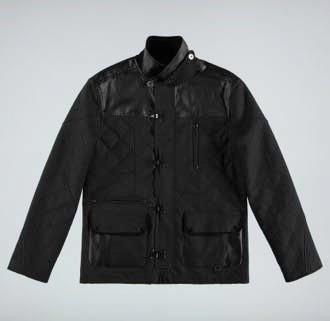 Navy Jacket $400