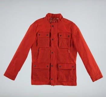 Orange Jacket $400