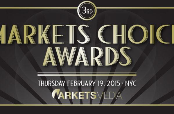 Markets Choice Awards 2015