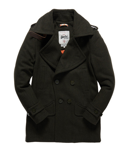 Greystone Trenchcoat