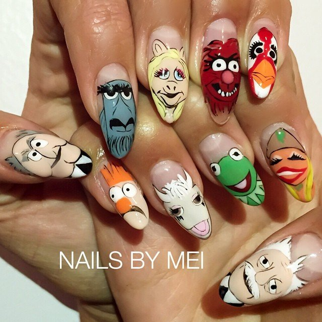 Nails by Mei