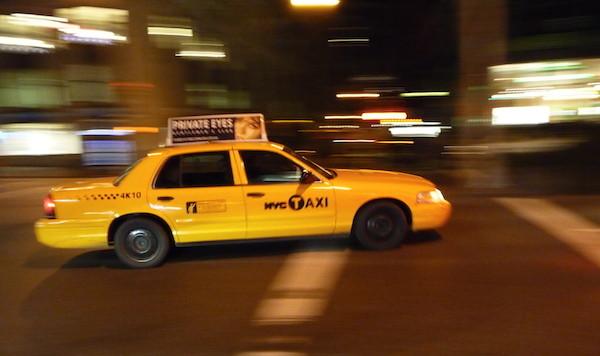 Yellow Cab, NYC
