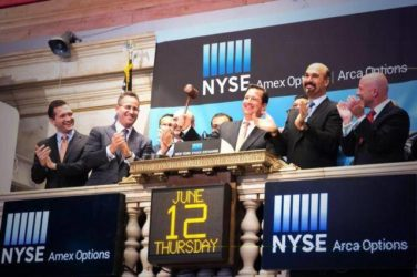 'Open Outcry' Thrives at NYSE Options