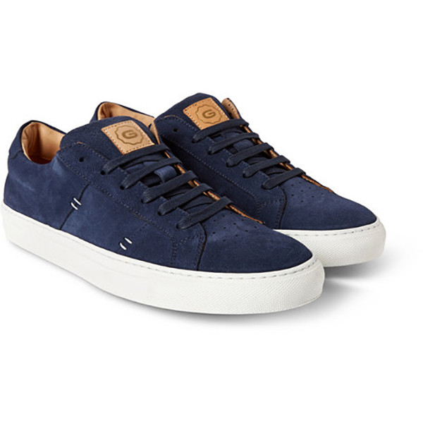 Grates' The Royale Suede Sneakers