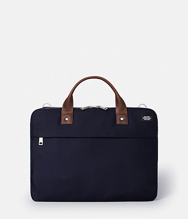 Luggage Nylon Slim Brief $378