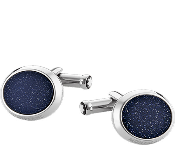 Mont Blanc's Iconic Cuff Links