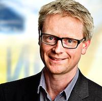 Magnus Almqvist, SunGard