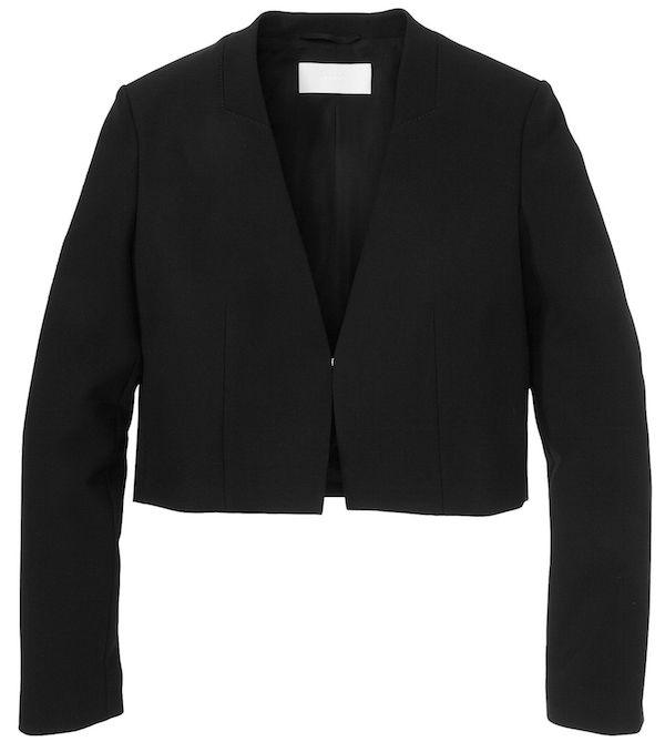 'Jianila' - Stretch Cotton Blend Blazer by BOSS
