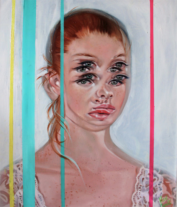 Interference by Alex Garant