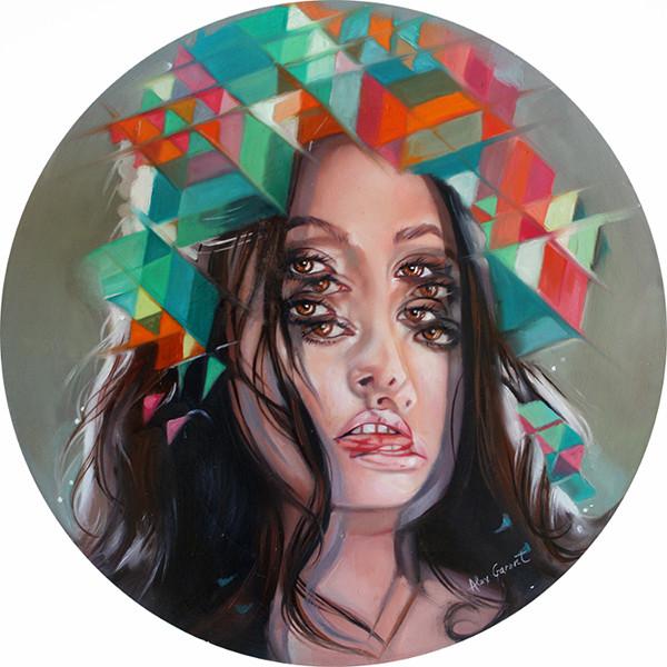Kaleidoscope Jenna by Alex Garant
