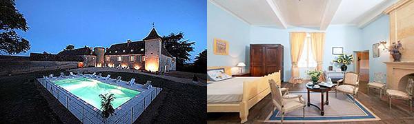 Château de Cardou, Dordogne Valley, France
