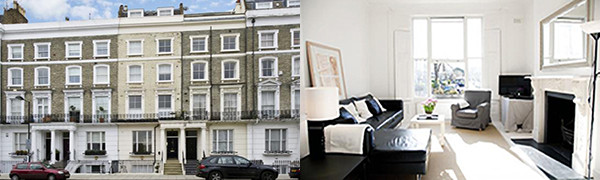 Notting Hill, West London, United Kingdom