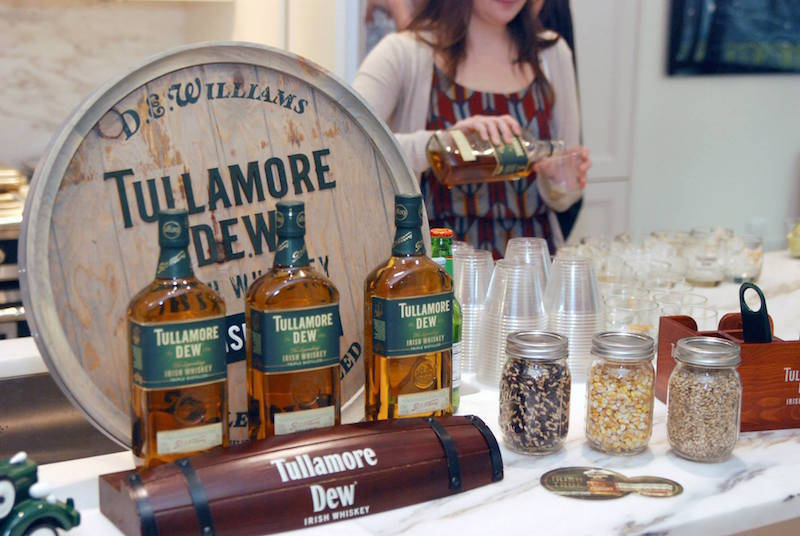 wWw + Tullamore DEW @ Wallplay