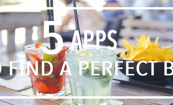 5 Amazing Apps to Find a Perfect Bar