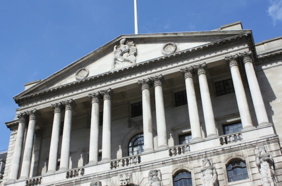 Bank of England to review investment activity
