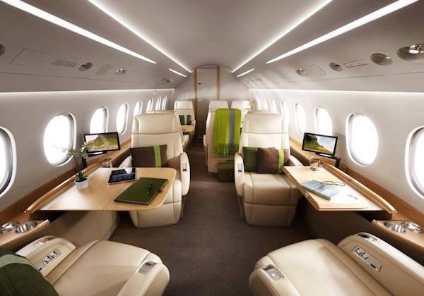 Jet Set: Revolutionizing Private Aviation