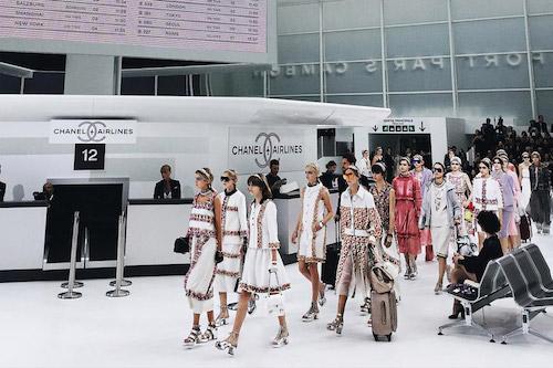 PARIS FASHION WEEK: Make Fashion Not War!