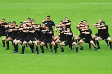 Comment: The All Black Ethos