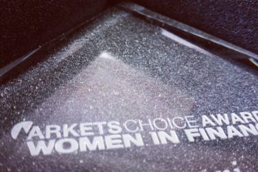 2015 Women in Finance Markets Choice Awards!
