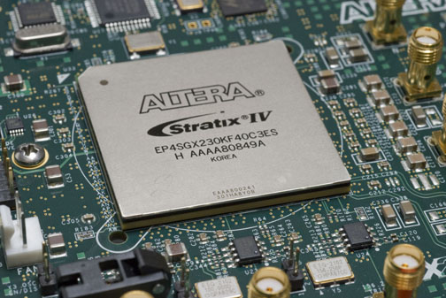 FPGAs Grow Beyond Low-Latency Roots