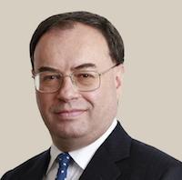 Andrew Bailey, FCA