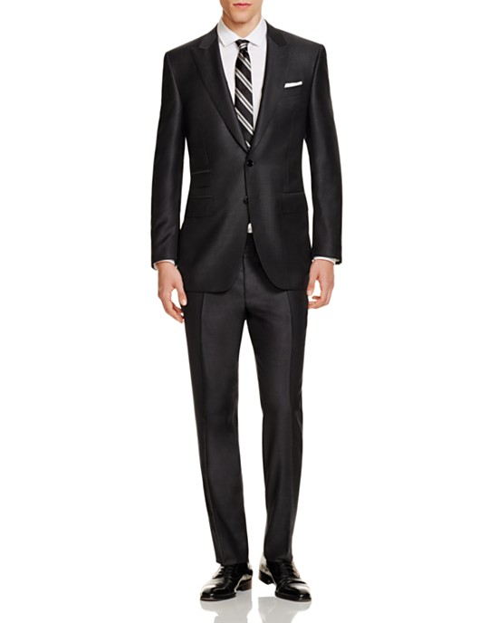 Canali Birdseye Peak Firenze Regular Fit Suit