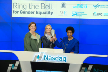 Nasdaq Hosts Women in ETFs