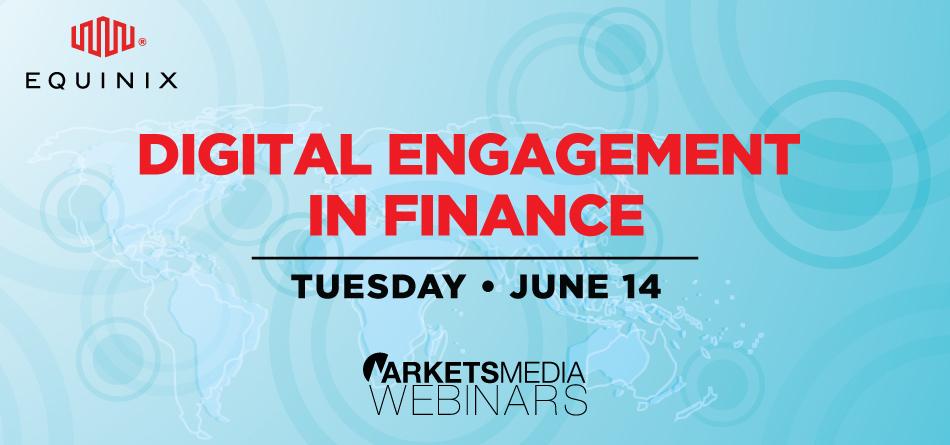 Digital Engagement in Finance Webinar