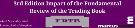 3rd Edition Impact of the Fundamental Review of the Trading Book
