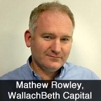 Matthew Rowley, WallachBeth Capital