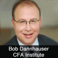 Bob Dannhauser, CFA Institute
