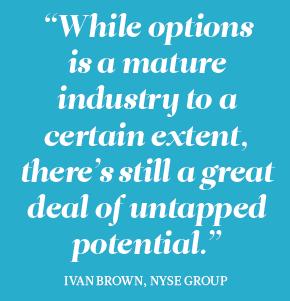 Ivan Brown, NYSE Group