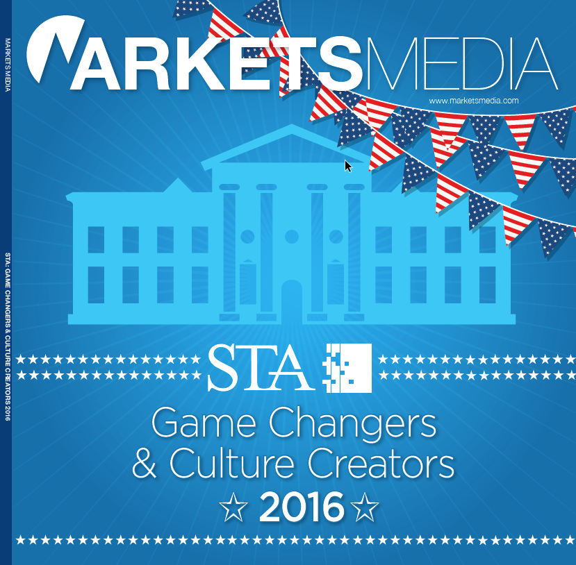 STA Game Changers and Culture Creators 2016