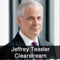 Jeffrey Tessler, Clearstream