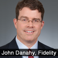 John Danahy, Fidelity
