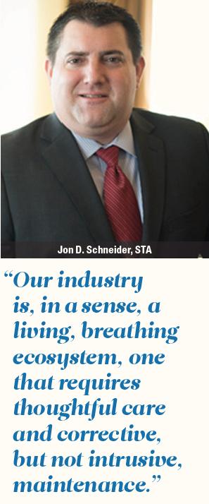 Jon D. Schneider, STA