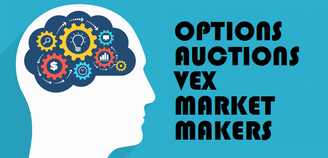 Options Auctions Vex Market Makers