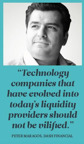 Peter Maragos, Dash Financial