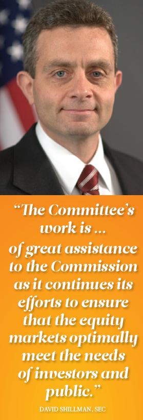 David Shillman, SEC
