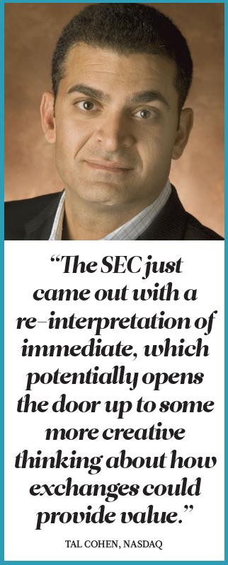 Tal Cohen, NASDAQ
