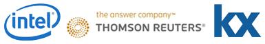 Thomson Reuters / KX / Intel